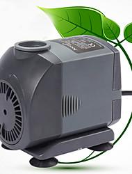 cheap -Aquarium Fish Tank Water Pump Vacuum Cleaner Noiseless Plastic 220-240 V / #