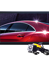 cheap -7012WG 7 inch 2 DIN Windows CE 6.0 In-Dash Car DVD Player for universal / Universal Support / Mp4 / TF Card