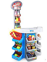 Недорогие -Бакалея Торговый Ролевые игры Оригинальные Кожа пластик Мальчики Девочки Игрушки Подарок