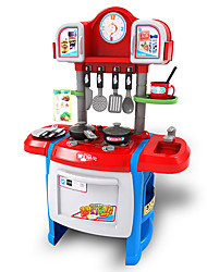 cheap -Pretend Play Play Kitchen ABS Kid's Boys' Girls' Toy Gift