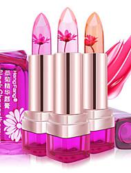 abordables -Maquillage Quotidien Accessoires de Maquillage Baume Baume à Lèvre Humide Naturel Maquillage Cosmétique Quotidien Accessoires de Toilettage