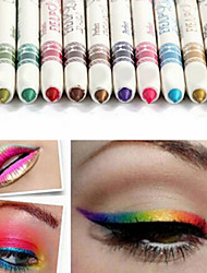 cheap -Eyeliner Makeup Tools Pens & Pencils Makeup Eye Daily Daily Makeup Long Lasting Natural Cosmetic Grooming Supplies