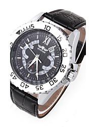 Недорогие -Муж. Механические часы Наручные часы Нарядные часы Модные часы Спортивные часы С автоподзаводом Горячая распродажа Натуральная кожа Группа