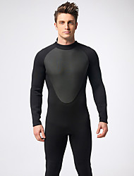cheap -Mysenlan Men's Drysuits 3mm Spandex Clothing Suit Breathable Long Sleeve Diving Classic Spring / Stretchy