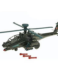 cheap -Model Building Kit Helicopter Helicopter Novelty Classic & Timeless Chic & Modern Girls' Toy Gift