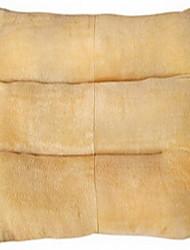 Недорогие -Собака Матрас Кровати Одеяла Однотонный Мягкий Ткань Хлопок