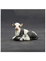 Недорогие -Экшен-фигурки Выставочные модели Rabbit Утка Собаки Животные Веселье Оригинальные моделирование Детские Мальчики / Девочки Игрушки Подарок