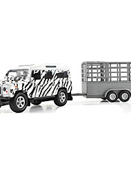 cheap -Model Car Pull Back Vehicle Farm Vehicle Car Novelty Simulation Classic & Timeless Boys' Toy Gift / Metal