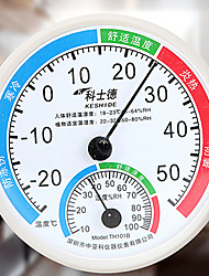 cheap -Random color Ming High Household Indoor Temperature And Humidity Meter A Mini temperature Hygrometer Preciseness