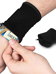 cheap -Wrist Pouch Armband Wallet for Fitness Gym Workout Racing Running Sports Bag Multifunctional Quick Dry Moisture Wicking Cotton Cloth Nylon Running Bag