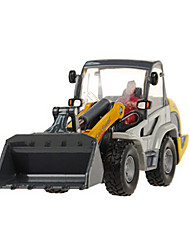 cheap -KDW 1:50 Plastic ABS Construction Truck Set Wheel Loader Toy Truck Construction Vehicle Toy Car Kid's Car Toys