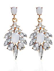 cheap -Women's Drop Earrings Earrings Earrings Jewelry Silver / Green / Blue For Wedding Party Daily 1pc
