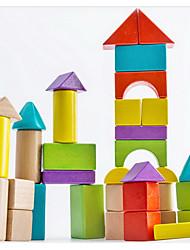 Недорогие -Конструкторы 1 pcs Олень Экологичные Оригинальные Мальчики Игрушки Подарок