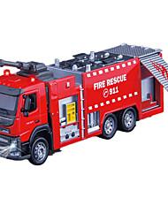 abordables -Véhicule de Pompier Camion Rétractable Classique Classique & Intemporel Chic & Moderne Garçon Fille Jouet Cadeau