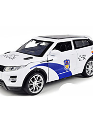 cheap -Toy Car Model Car Pull Back Vehicle Military Vehicle Simulation Boys' Girls' Toy Gift