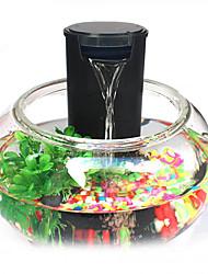 cheap -Aquarium Fish Tank Filter Vacuum Cleaner Energy Saving Plastic 220-240 V
