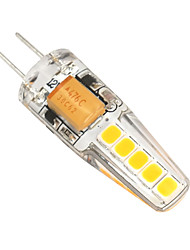 cheap -2 W LED Bi-pin Lights 180-200 lm G4 T 10 LED Beads SMD 2835 Dimmable Warm White Cold White 12 V / 1 pc