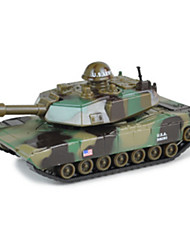 cheap -Toy Car Pull Back Vehicle Military Vehicle Tank Chariot Novelty Classic & Timeless Boys' Toy Gift / Metal
