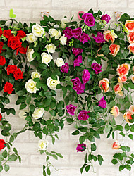 Недорогие -Искусственные цветы пластик Свадебные украшения Свадьба / Для вечеринок Цветы / Классика Весна / Лето / Все сезоны