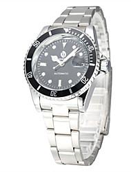 cheap -Men's Mechanical Watch Wrist watch Dress Watch Fashion Watch Sport Watch Automatic self-winding Casual Watch Alloy Band Charm Casual