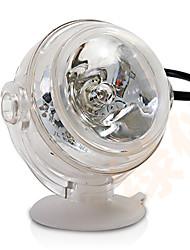 Недорогие -Аквариумы LED освещение многоцветный Красный Энергосберегающие Светодиодная лампа 110 220V