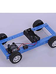 cheap -Crab Kingdom Toy Car Solar Powered Toy Car Creative DIY Plastic Metal Boys' Toy Gift