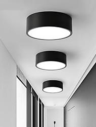cheap -1-Light 23 cm LED Flush Mount Lights Metal Acrylic Painted Finishes Modern Contemporary 110-120V / 220-240V