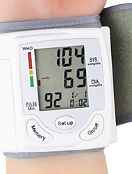 cheap -Health Care Wrist Portable Digital Automatic Blood Pressure Monitor