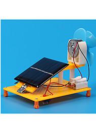 Недорогие -Игрушки на солнечной батарейке Автомобиль Солнечная батарея Творчество Оригинальные Металлические пластик Детские Мальчики Девочки Игрушки Подарок