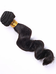 cheap -high quality!100% human virgin hair Natural Color Hair Weaves Body Wave 8-26inch for women
