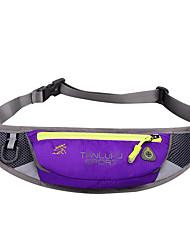 cheap -Running Belt Fanny Pack Waist Bag / Waist pack for Running Marathon Sports Bag Multifunctional Waterproof Lightweight Terylene Nylon Running Bag / iPhone X / iPhone XS Max / iPhone XS / iPhone XR