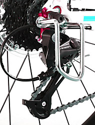 cheap -Derailleur Guard / Protector Durable For Road Bike Mountain Bike MTB BMX TT Folding Bike Cycling Bicycle Aluminium Alloy Black