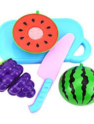 cheap -Toy Kitchen Set Pretend Play Play Kitchen Fruits & Vegetables Creative Novelty Plastic Kid's Boys' Girls' Toy Gift 1 pcs