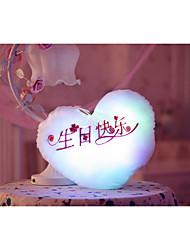 Недорогие -Медведи LED освещение Новогодние подарки Рождественские игрушки Милый стиль LED освещение Творчество Классический и неустаревающий Гламурный и эффектный Мультяшная тематика Ткань Девочки / Звук