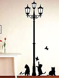 abordables -Animaux Mode Loisir Stickers muraux Autocollants avion Autocollants muraux décoratifs, Vinyle Décoration d'intérieur Calque Mural Mur