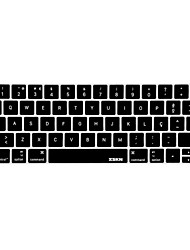 cheap -XSKN® Portuguese Silicone Keyboard Skin and Touchbar Protector for 2016 Newest MacBook Pro 13.3/15.4 with Touch Bar Retina Display  (US/EU Layout)