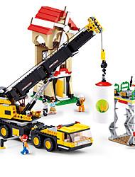 cheap -Sluban Building Blocks Construction Set Toys Educational Toy 767 pcs Cool Novelty Boys' Girls' Toy Gift