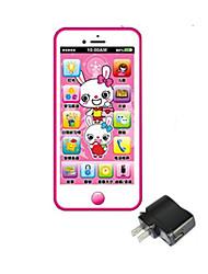 Недорогие -Игрушечные телефоны Игрушки Игрушки Перезаряжаемый Smart умный Оригинальные Детские Куски