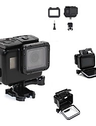 cheap -Waterproof Housing Case 1 set For Action Camera Gopro 5 Surfing Ski / Snowboard SkyDiving