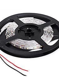 cheap -ZDM 1PC 5M16.4 Feet 300 LEDs  2835 LED Light Strip Warm White  Cold White  Red  Yellow Blue Remote Control  RC  Cuttable  Linkable  Suitable for Vehicles  Self-adhesive DC12V