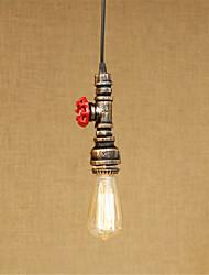 cheap -Pendant Light Ambient Light Painted Finishes Metal Mini Style, Designers 110-120V / 220-240V Bulb Included / E26 / E27