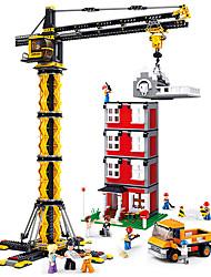 cheap -Sluban Building Blocks Construction Set Toys Educational Toy 1461 pcs Cool Novelty Boys' Girls' Toy Gift