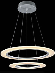 cheap -60 cm LED / Designers Pendant Light Metal Acrylic Others Modern Contemporary 110-120V / 220-240V