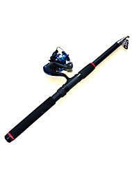 cheap -Fishing Rod Telespin Rod 270 cm Telescopic Extra Heavy (XH) General Fishing