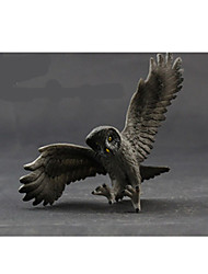 cheap -Action Figure Display Model Duck Dog Eagle Owl Deer Animals Fun Novelty Simulation Plastic with Clothes and Accessories for Girls' Birthday and Festival Gifts / Kid's