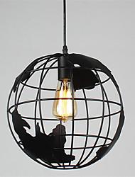 Недорогие -20см винтажный креативный земной шар подвеска огни гостиная комната ресторан детская комната