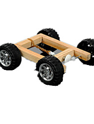 cheap -Toy Car Solar Powered Toy Car Creative DIY Plastic Metal Kid's Boys' Girls' Toy Gift
