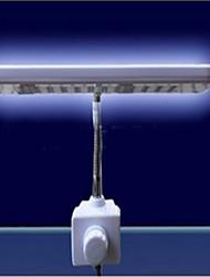 Недорогие -Аквариум Свет LED подсветка Свет аквариума Белый Энергосберегающие Металл 2.5 W 220 V / #