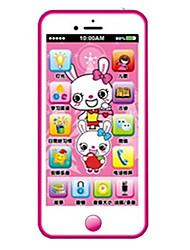 Недорогие -Игрушечные телефоны Игрушки Игрушки Перезаряжаемый Оригинальные Smart умный Детские Куски