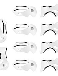 abordables -Eyeliner Maquillage Silicone Autres Œil Maquillage Œil de Chat / Maquillage Smoky-Eye Cosmétique Accessoires de Toilettage